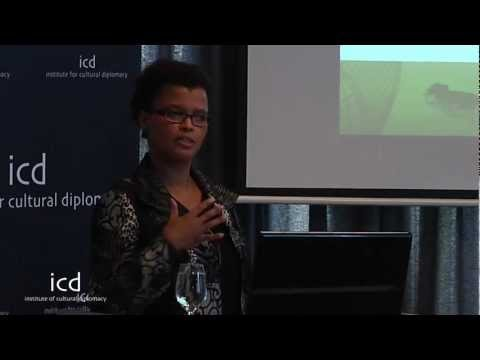 Yvette Wrigley (Political Counselor, Embassy of Lesotho to Germany)