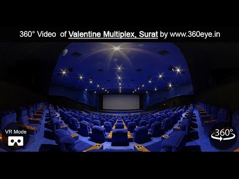 360 Degree Video Of Valentine Multiplex Surat
