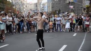 Street Dance Kiev Ukraine  Украина Киев ул.Крещатик 2016