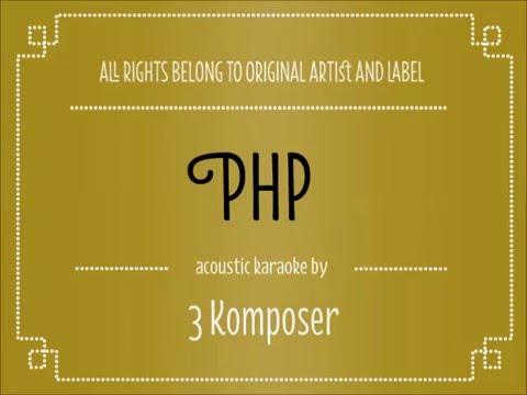 [Acoustic Karaoke] PHP - 3 Composer