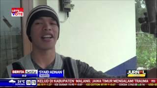 Khawatir Meletus, Warga Pemalang Pantau Status Gunung Slamet