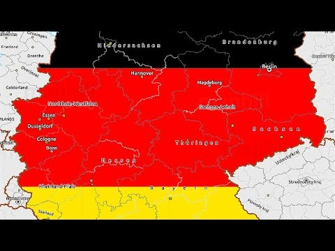 Germany Has The Worlds Weirdest Borders