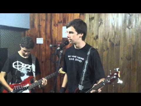 Breaking The Law- Judas Priest cover- Metropolis