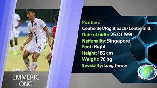 Emmeric Ong | Highlights