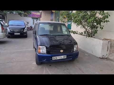 chợ tốt xe ô tô suzuki wagon