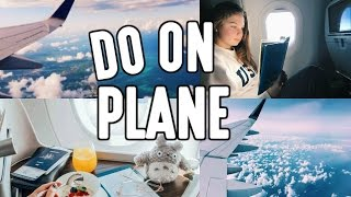 Video Things to do on a Plane (19 Ideas) download MP3, 3GP, MP4, WEBM, AVI, FLV Juli 2018
