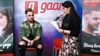 Millind Gaba at Main Tera Ho Gaya Song Launch Event | Performance | Full Video