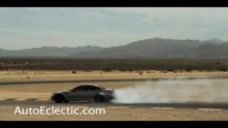 Supercharged M3 + Pro Drifter + Empty track= Smokey Mayhem + Hoonage