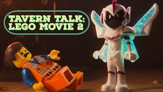 THE LEGO MOVIE 2: THE SECOND PART Movie Review | Tavern Talk