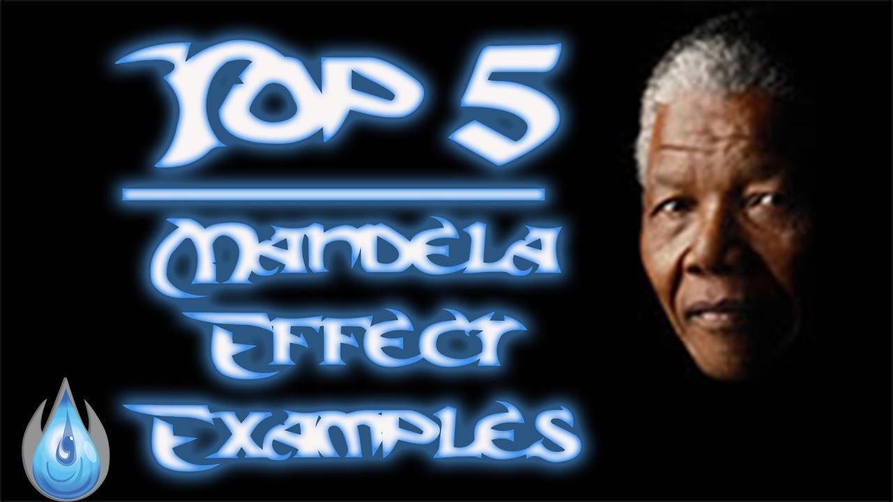 Top 5 Mandela Effect Examples Halloween 2016 Youtube
