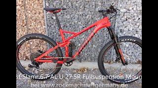 Ghost Slamr 6 7 AL U 27 5R Fullsuspension Mountain Bike 2018