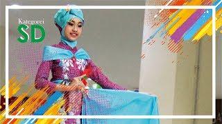 Fashion Show Muslim dan Muslimah Kategori SD Sun East Mall 2018