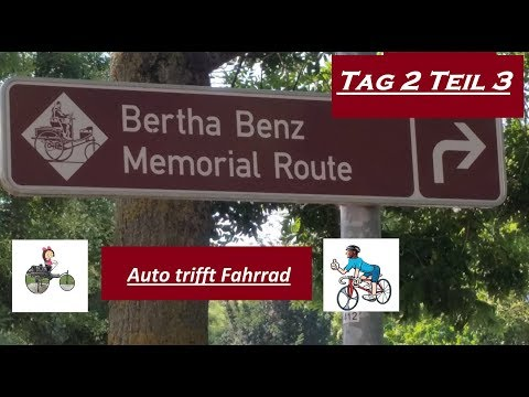 Bertha Benz Memorial Tag 2 Teil 3