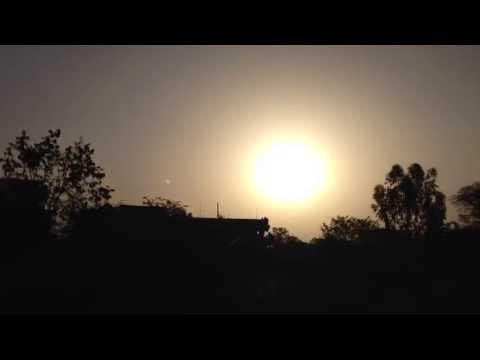 Sunrise in India Part 3