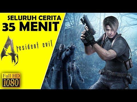 Seluruh Alur Cerita Resident Evil 4 Hanya 35 MENIT - Sejarah Lengkap & Kisah dibalik RE4 Indonesia ! - 동영상