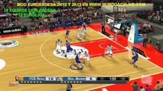 EUROENDESA 2K12 Y 2K13 | SOLO PC