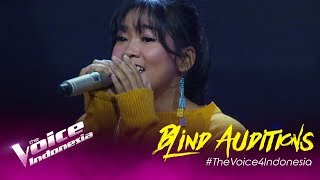 Annisa - I Knew You Were Trouble | Blind Auditions | The Voice Indonesia GTV 2019