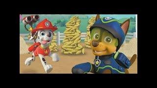 Щенячий патруль Щенки спасают праздник урожая Кукурузная катастрофа Мультики для детей #Игра