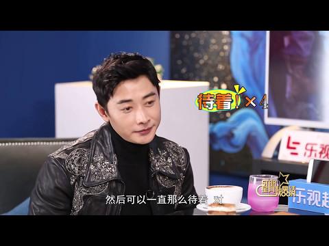 星月私房话 | Scret Talk with celebs | 20161215 | 罗晋宠溺示爱唐嫣 | Letv Official