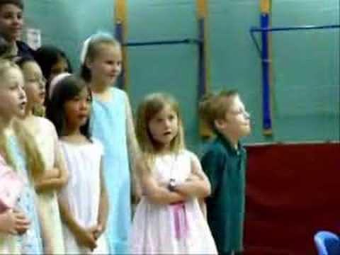 Tukwila Elementary School Choir - 05 Dancing on the Rooftop