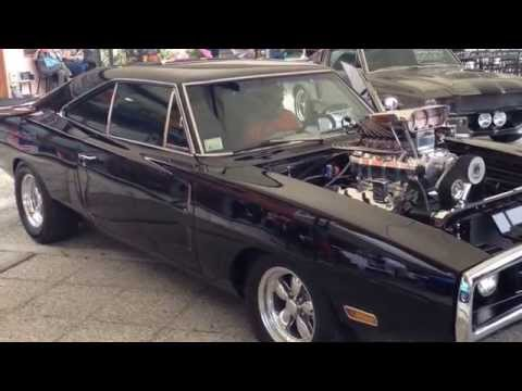 #Dodge Charger R/T #Dominic Toretto#The Fast and the Furious#replica