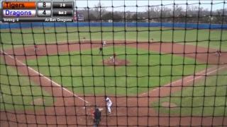Blue Dragon Baseball vs. Cowley