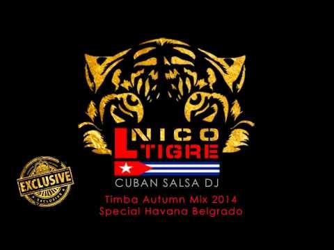 Timba autumn mix 2014 - special Havana Belgrado edition