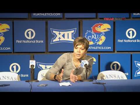 Interim Head Coach Shimmy Gray-Miller recaps win at Kansas