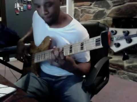 Bass Practice Lick - Jermaine Morgan