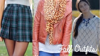 My Go To Fall Outfits! Thumbnail