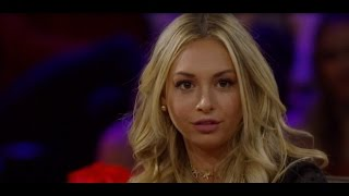 Bachelorette Corinne Olympios in the Hot Seat Part One