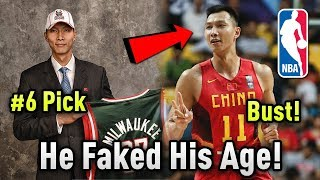 The TOP 10 NBA Draft Pick That FAKED HIS AGE!