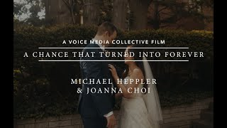 Michael + Joanna | A Chance That Turned Into Forever