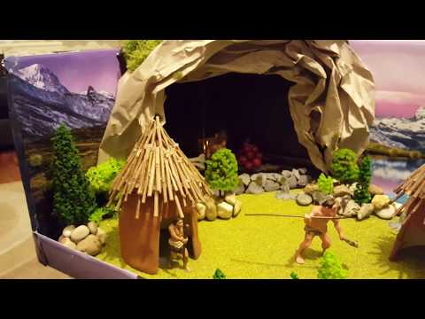 stone age school project...Astin year 3 - YouTube