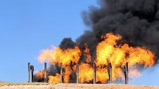 Угроза санкций для Ирана и бои в Ираке привели к росту цен на нефть (новости)