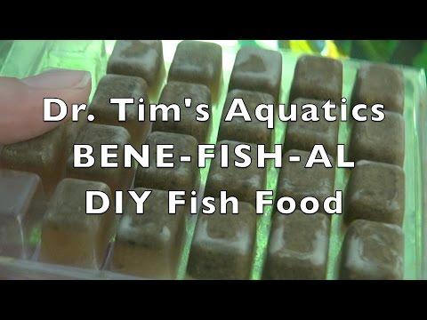 Dr.Tim's BENE-FISH-AL Fish Food