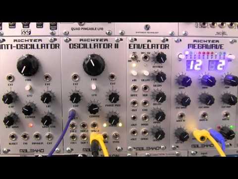 Modular Wild-Malekko Heavy Industry-Richter Megawave-Bank 2
