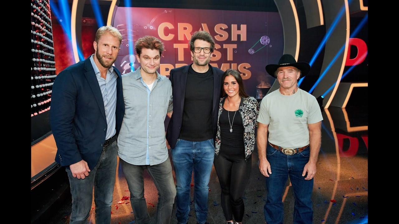 Crash Test Promis - Stars im Selbstversuch am 16.11. bei RTL und online bei TV NOW