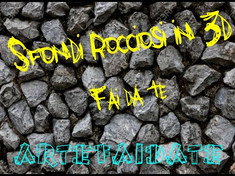 roccia e sfondi 3d acquario fai da te - youtube - Sfondo Esterno Per Acquario Fai Da Te