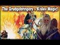 THE GRUDGEBRINGERS + KISLEV ICE MAGIC! | Total War: Warhammer 2 Mod (O6OPMOT's Grudgebringers)