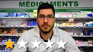 ASMR le pire pharmacien