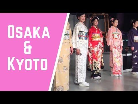 Travel Story Ad(In) Japan: Osaka & Kyoto