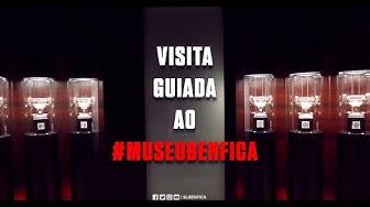 Visita guiada ao Museu Benfica