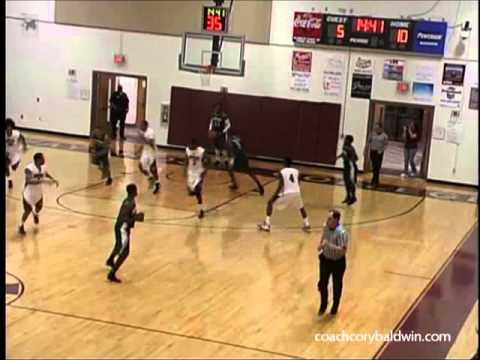Waycross College vs East Georgia 1/12/13