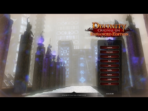 DOS EE Just when i though i was out, they pull me back in! Overhaul Mod. Part 1
