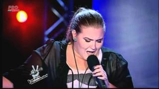 The Voice of Romania - Oana Radu