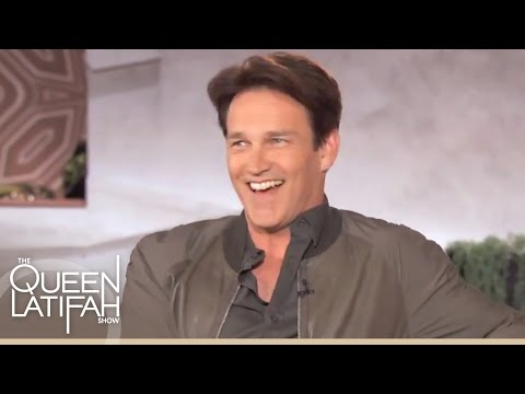 Stephen Moyer Reveals An Unlikely Fan of