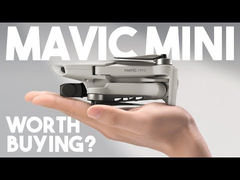 Is the DJI Mavic Mini WORTH BUYING? from YouTube · Duration:  8 minutes 1 seconds