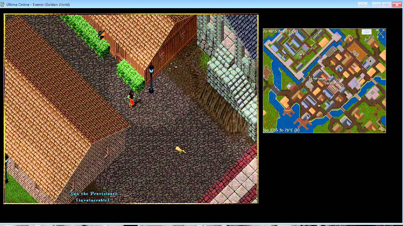 UOAM (UO Auto-Map)  Ultima Online  Golden World