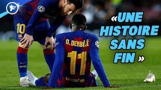 VIDEO: La nouvelle blessure d'Ousmane Dembélé fait trembler le Barça | Revue de presse